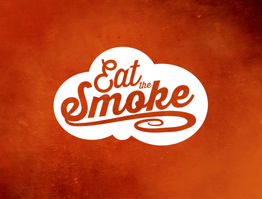 Eat The Smoke - Identity Design
