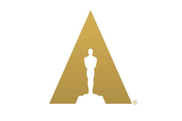 New gold oscars logo