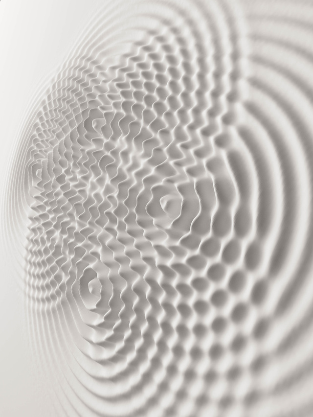 Wallwave-Vibrations art