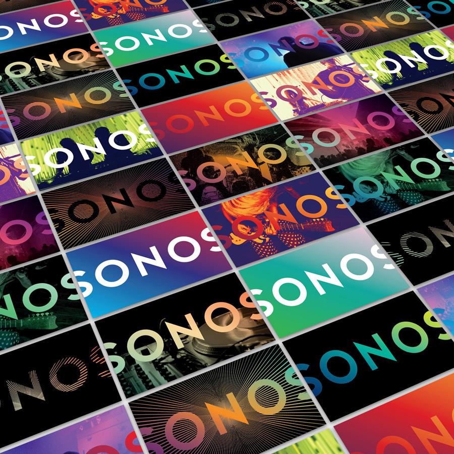 sonos identity design