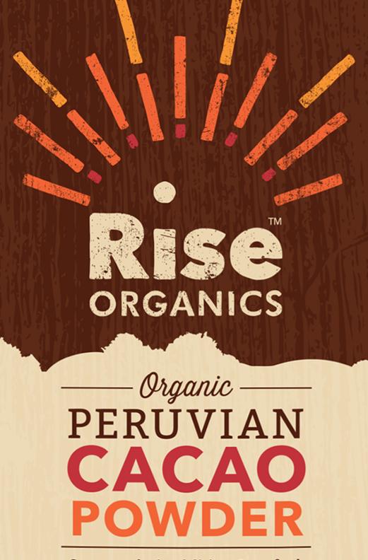 Rise Organics Branding