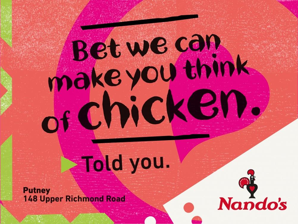 Nandos chicken logo