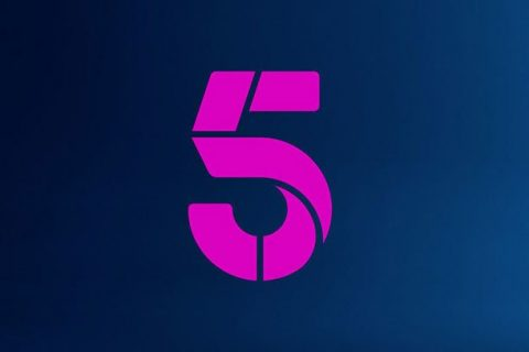 Brand redesign for Channel 5