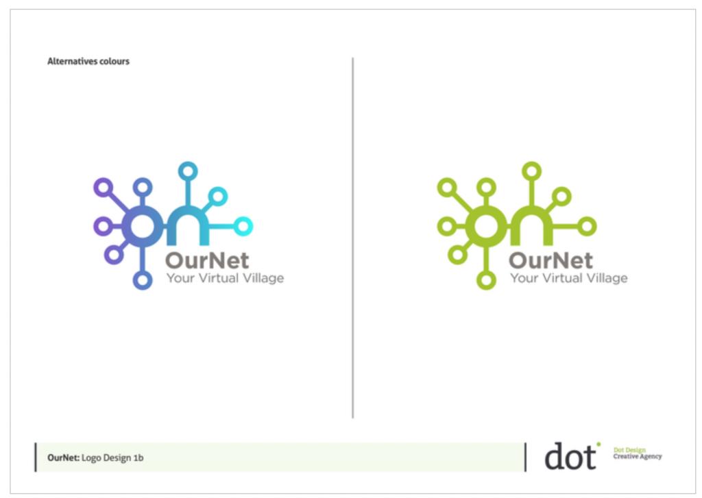 Logo Design Concepts 1 Ournet
