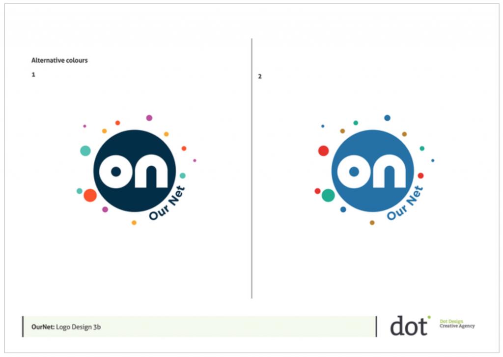 Logo Design Concepts 2 Ournet