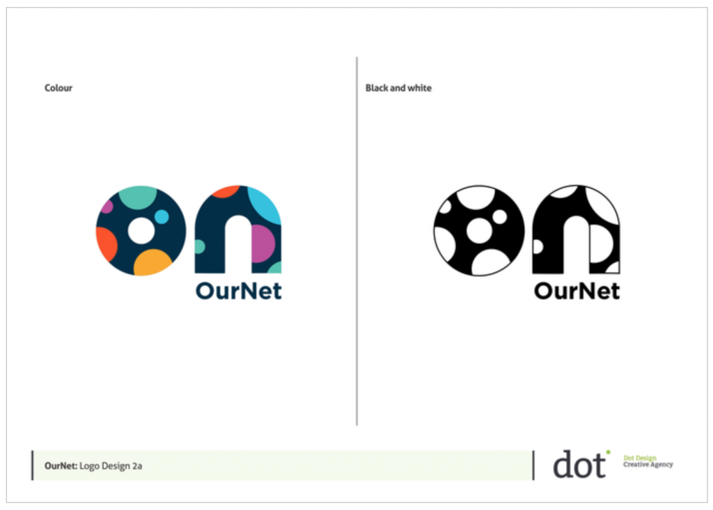Logo Designe Concepts 3 Ournet