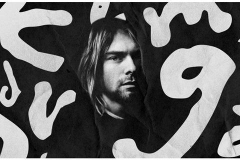 Kurt cobain typeface - handwriting of music legends