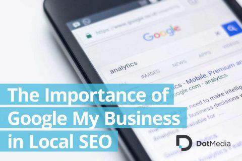 Local SEO Google my business blog hdear