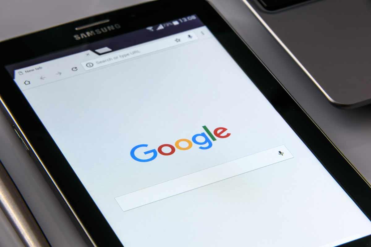 google screen shot SEO Content Writing