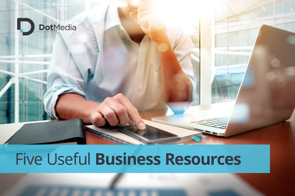 Five Useful Business Resources