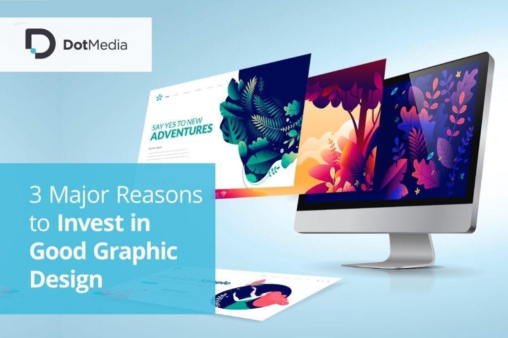invest in good graphic design