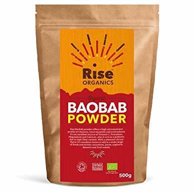 Rise Baobab packaging