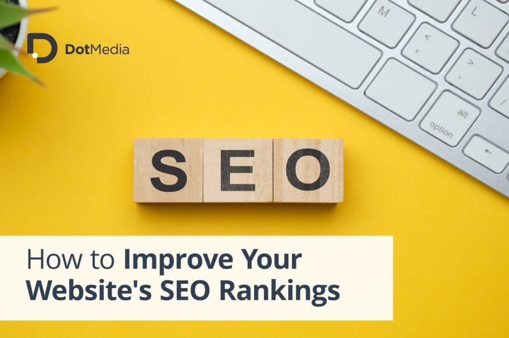 How to Improve Your Websites SEO Rankings
