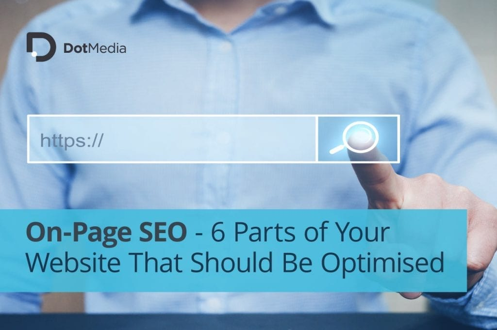 On-Page SEO header