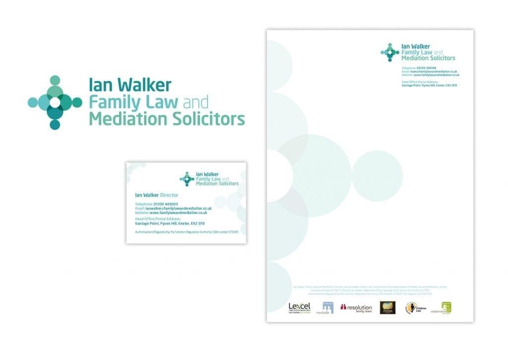 Ian Walker Branding