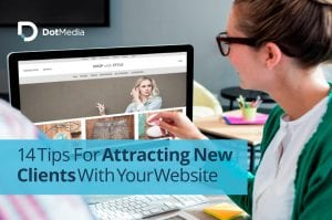 attracting new clients